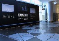 В аэропорту Абу-Даби шаги пассажиров начали превращать в электричество
