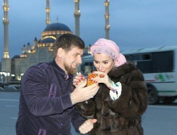 Журналистка также отметила, что Кадыров, как и она сама, «из категории тех людей, которые никогда не сдаются»