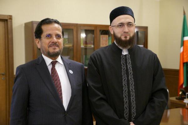 Муфтий встретился с Послом ОАЭ