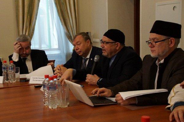 Расширенное заседание Совета по исламскому образованию