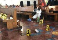 Россиянка облила кислотой священнослужителя в Никарагуа