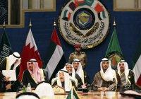 Катар хотят исключить из Совета Персидских государств