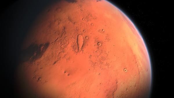 InSight успешно сел на поверхность Марса 26 ноября и прислал первое фото с поверхности Красной планеты