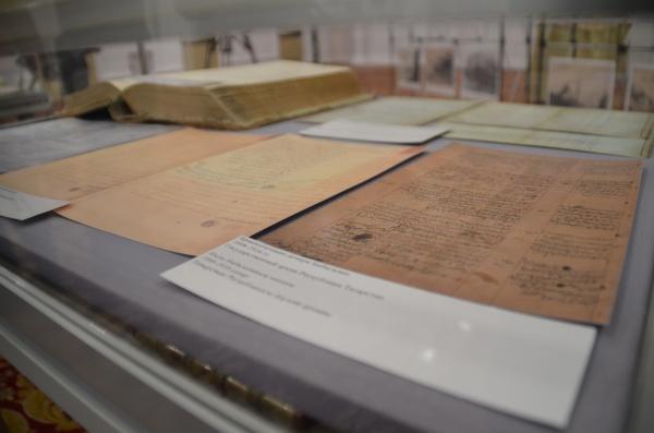 Уникальные документы представили на выставке «Шигабутдин Марджани и его наследие» (ФОТОРЕПОРТАЖ)