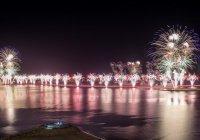 Новогодний салют в ОАЭ установит новый рекорд Гиннесса