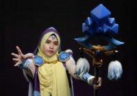 Косплей в хиджабе набирает популярность в Малайзии (ФОТО)