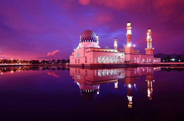 Мечеть, которая