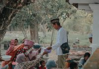 В мусульманской стране жертвами стихии стали 4211 человек
