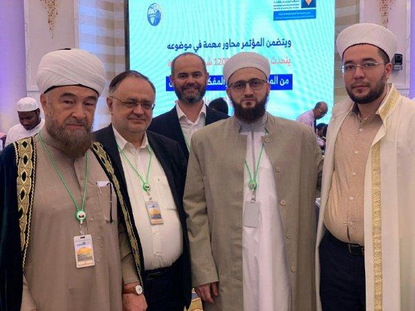 Событие позволит установить межгосударственные контакты для содействия укреплению дружбы между мусульманскими народами