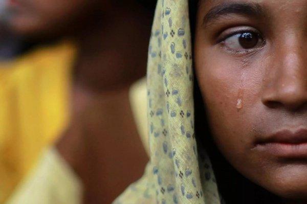 У мусульманской молодежи, оставшейся в штате Ракхайн, есть проблемы с обучением в школе с 2012 года