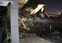В связи с крушением поезда в Анкаре задержаны 3 человека