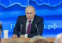 Путин рассказал о том, кто может стать президентом