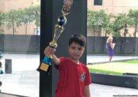 Мусульманин выиграл всемирный математический турнир в Малайзии