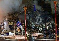Взрыв в Японии: более 40 пострадавших