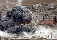 Коалиция США разбомбила мечеть на востоке Сирии