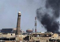 В Мосуле началось восстановление мечети ан-Нури