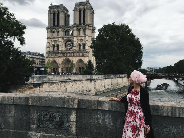 Халяль-туризм: как организовать путешествие в Париж?