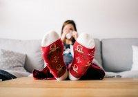 Житель Китая попал в больницу из-за носков