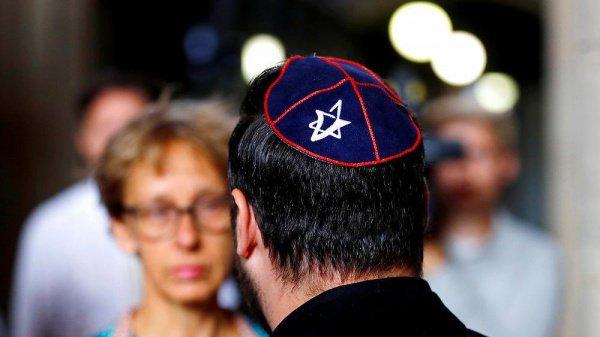 В Европе продолжается рост антисемитизма.