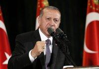 Эрдоган заявил о готовности начать военную операцию в Сирии «в любой момент»
