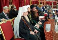 Муфтий принял участие в XIII съезде Совета муниципальных образований РТ