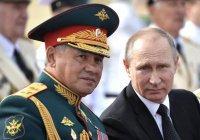 Путин назвал главную задачу Вооруженных сил в 2019 году