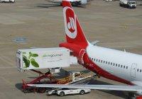 Пилот из США сообщил об опасности еды в самолете