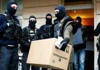 В Германии обыскали мечеть в связи с финансированием терроризма
