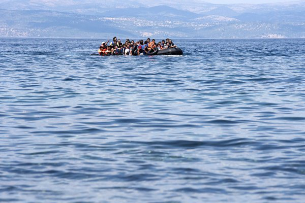 Больше всего мигрантов гибнет в Средиземном море.