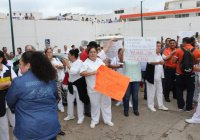 В Мексике медики взяли в заложницы жену губернатора