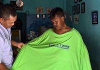 «Самый толстый в мире мальчик» похудел в 2 раза