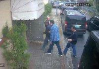 СМИ опубликовали фото группы, занимавшейся убийством Хашкаджи (Фото)