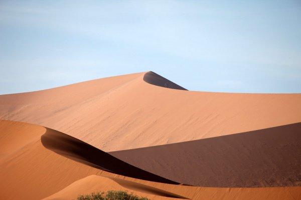 Ученые обнаружили большие частицы пыли из пустыни Сахара, которые по неизвестной причине оказались в Карибском море