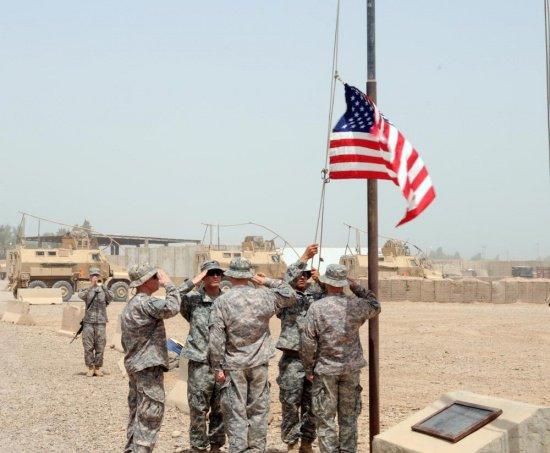 СМИ сообщили о выводе американских войск из Сирии.