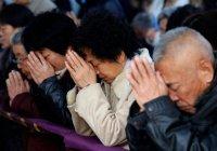 В церквях Китая прошли обыски и аресты