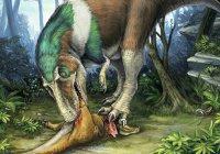 В Италии нашли прадедушку тираннозавра