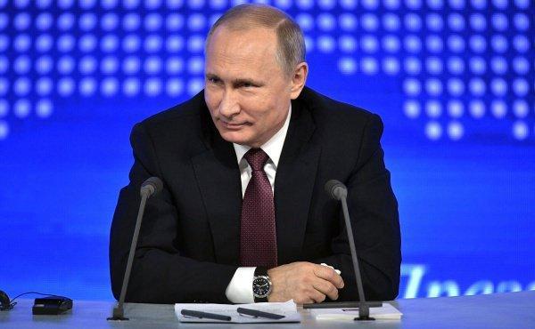 Владимир Путин ответил на вопросы журналистов.
