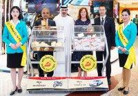 В аэропорту Дубая благодаря лотерее миллионерами стали 287 человек