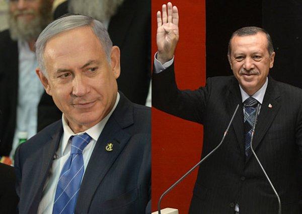 Лидеры Турции и Израиля вступили в словесную перепалку.