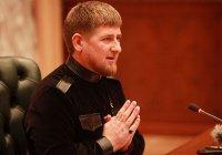 Кадыров заявил о желании закончить карьеру на должности главы Чечни