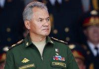 Шойгу назвал преимущества российской армии