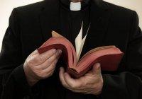 Мошенник 18 лет изображал священнослужителя