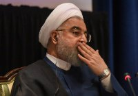 Роухани признал падение уровня жизни в стране из-за санкций США
