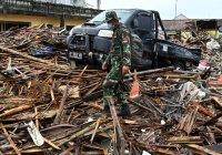 Индонезия отказалась от международной помощи в ликвидации последствий цунами
