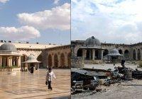 Мечеть Омейядов в Алеппо будет восстановлена к 2022 году