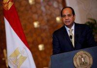 Президент ас-Сиси призвал жителей Египта худеть