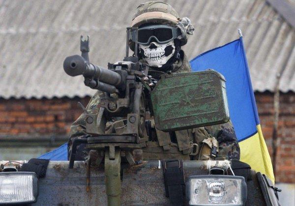 В Донбассе нашли боевиков ИГИЛ.
