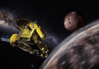 Зонд New Horizons приступил к исследованию астероида