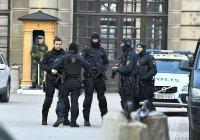 Выходцы из Центральной Азии готовили теракт в Швеции