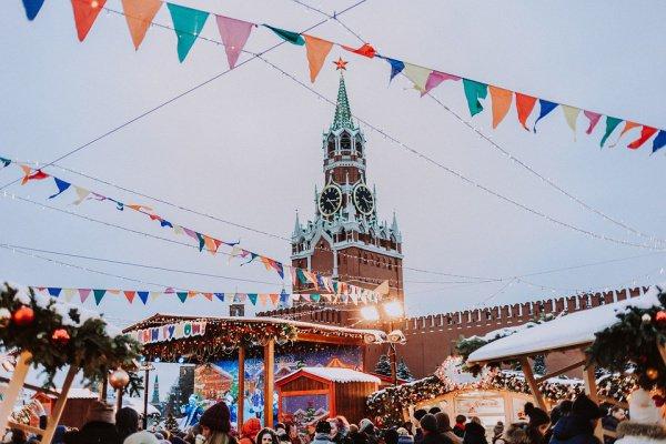 Специалисты проанализировали количество туристов, путешествующих по России в 2018 году